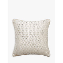 Buy John Lewis Beaded Cushion Online at johnlewis.com