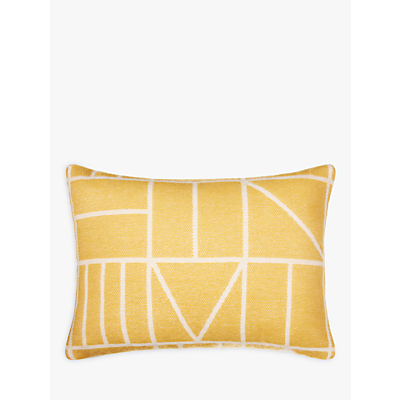 House by John Lewis Court Knitted Cushion