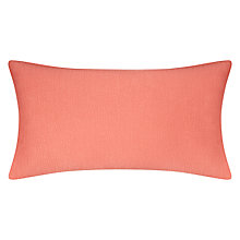 Buy Design Project by John Lewis No.019 Cushion, Brick Online at johnlewis.com