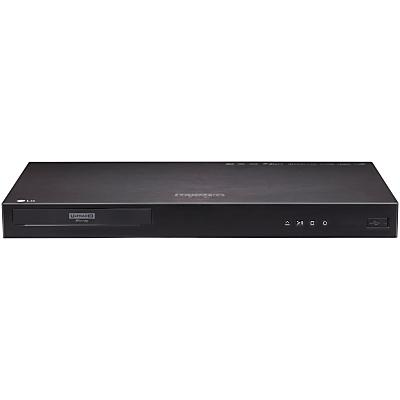 Image of LG UP970 Smart 3D 4K UHD HDR Upscaling Blu-Ray/DVD Player