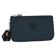 Buy Kipling Creativity L Large Purse, Dazz True Blue Online at johnlewis.com