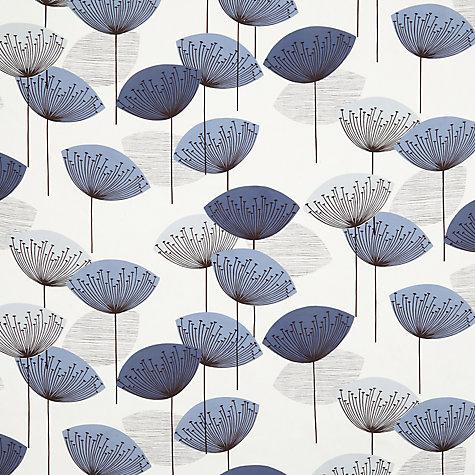 Sanderson Dandelion Clocks Curtain Fabric