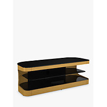 "Buy AVF Affinity Premium Kensington 1250 TV Stand for TVs up to 65"" Online at johnlewis.com"