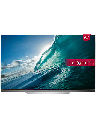 LG OLED65E7V OLED HDR 4K Ultra HD Smart TV, 65