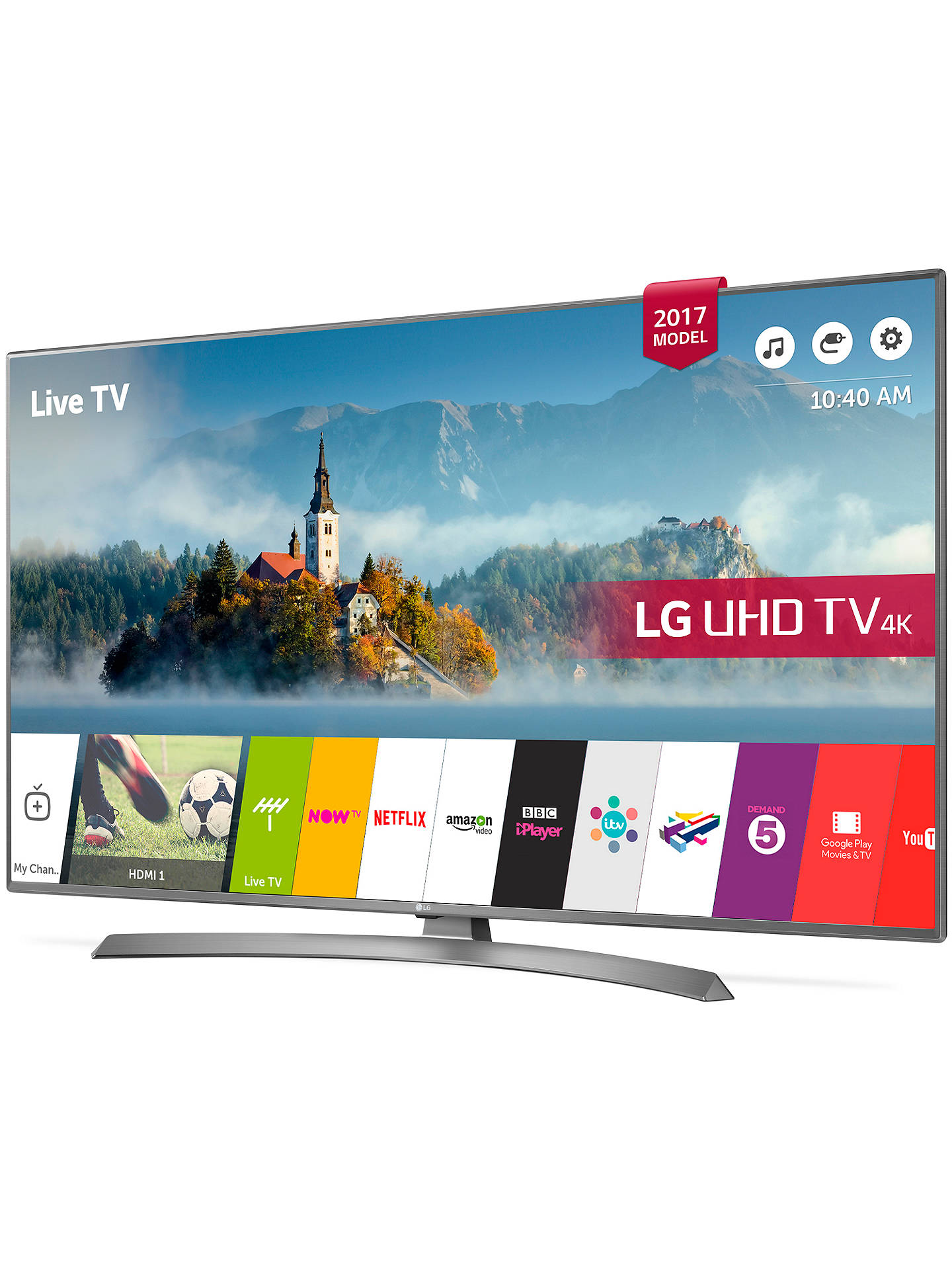 5577ae17d8 ... Buy LG 49UJ670V LED HDR 4K Ultra HD Smart TV