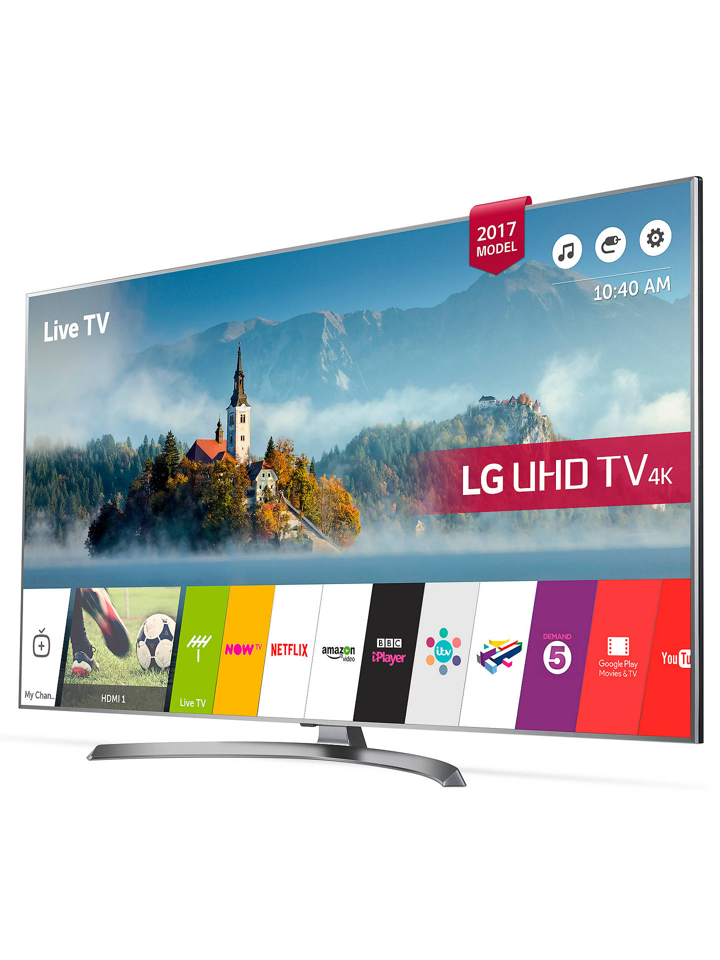 Lg 55uj750v Led Hdr 4k Ultra Hd Smart Tv 55 With Freeview Play W123 Instrument Cluster Printed Circuit Board Repairpaste2hgdiy Crescent Stand Silver Is No Longer Available Online