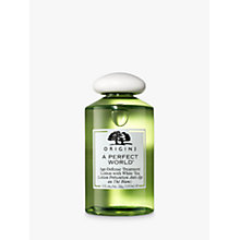 Buy Origins A Perfect World™ Age-Defence Treatment Lotion with White Tea, 150ml Online at johnlewis.com