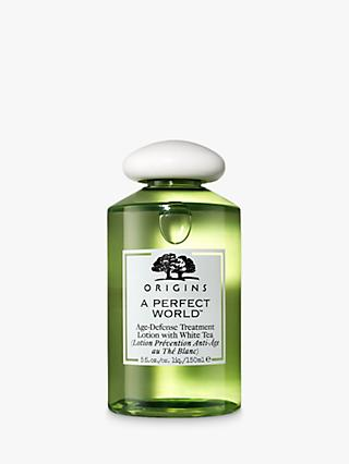 Origins A Perfect World™ Age-Defence Treatment Lotion with White Tea, 150ml