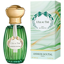Buy Annick Goutal L'Ile Au Thé Eau de Toilette, 100ml Online at johnlewis.com