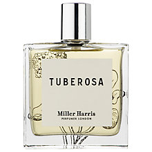 Buy Miller Harris Perfumer's Library Tuberosa Eau de Parfum, 100ml Online at johnlewis.com