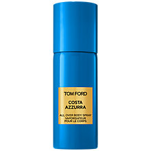 Buy TOM FORD Private Blend Costa Azzura All Over Body Spray, 150ml Online at johnlewis.com