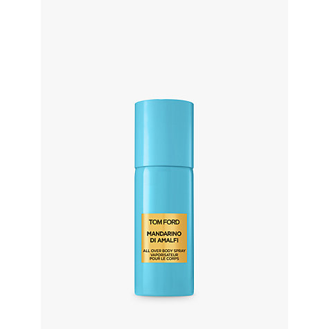 Buy TOM FORD Private Blend Mandarino Di Amalfi All Over Body Spray, 150ml Online at johnlewis.com