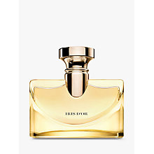 Buy BVLGARI Splendida Iris d'Or Eau de Parfum, 100ml Online at johnlewis.com