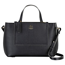 Buy Radley Arlington Street Leather Grab Bag Online at johnlewis.com