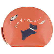 Buy Radley Birds Of A Feather Leather Coin Purse Online at johnlewis.com