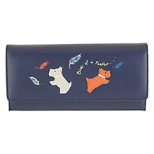 Buy Radley Birds Of A Feather Leather Matinee Purse Online at johnlewis.com