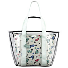Buy Radley Love Me Love My Dog Large Grab Bag, Ivory Online at johnlewis.com