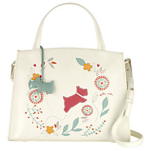 Buy Radley Springtime Grab Bag, Ivory Online at johnlewis.com