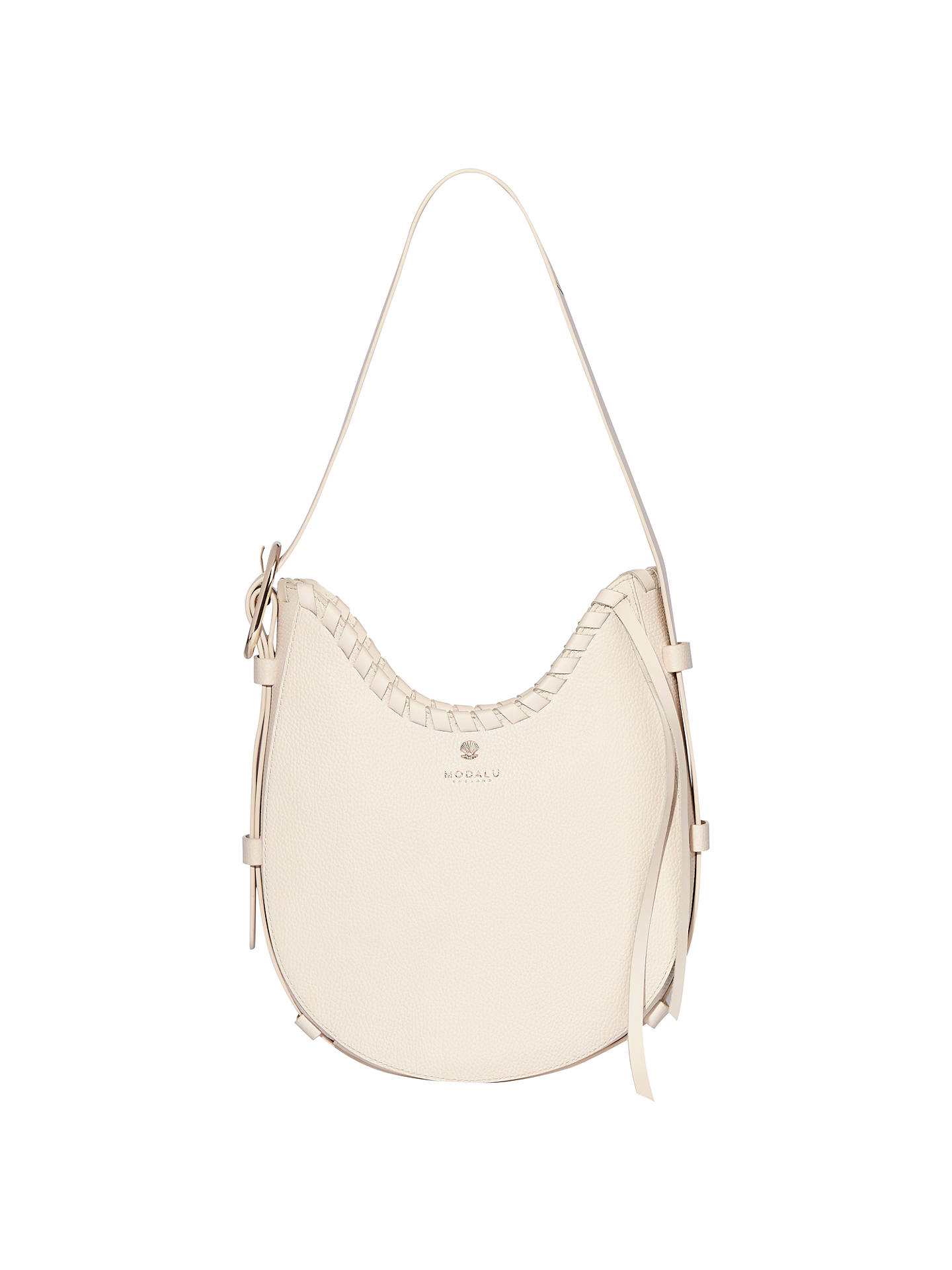 ad6731d33e Buy Modalu Luna Scoop Leather Small Shoulder Bag
