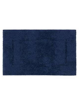 John Lewis & Partners Large Deep Pile Bath Mat