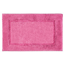 Buy John Lewis Deep Pile Bath Mat with Microfresh Technology, 50 x 80cm Online at johnlewis.com