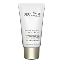 Buy Decléor Hydra Floral White Petal Skin Perfecting Hydrating Sleeping Mask, 50ml Online at johnlewis.com