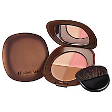 Buy Elizabeth Arden FourEver Bronze Bronzing Powder Online at johnlewis.com
