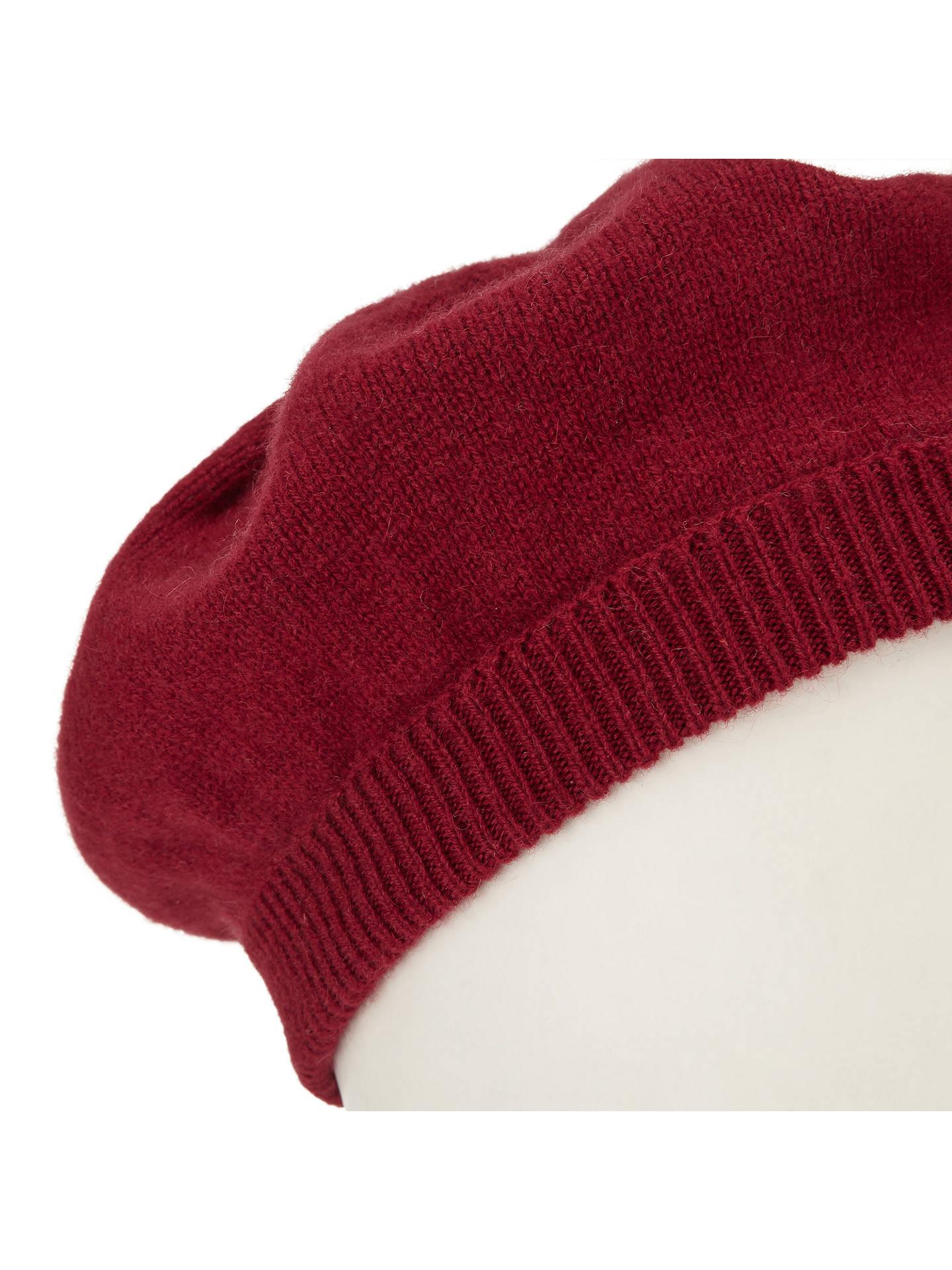 d8646c439eec9 John Lewis   Partners Cashmere Beret Hat at John Lewis   Partners