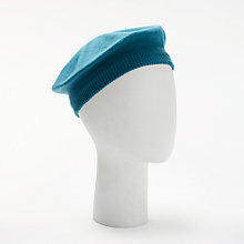 Buy John Lewis Cashmere Beret Hat Online at johnlewis.com