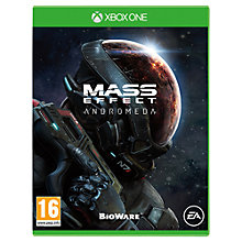 Buy Mass Effect Andromeda, Xbox One Online at johnlewis.com