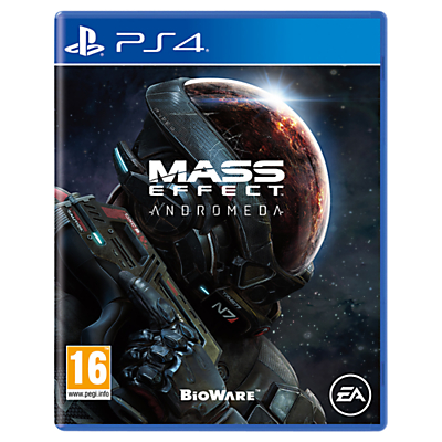 Mass Effect Andromeda, PS4