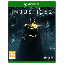 Buy Injustice 2, Xbox One Online at johnlewis.com