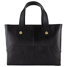 Buy Kin by John Lewis Luna Leather Tote Bag Online at johnlewis.com