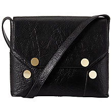 Buy Kin by John Lewis Luna Leather Across Body Bag Online at johnlewis.com