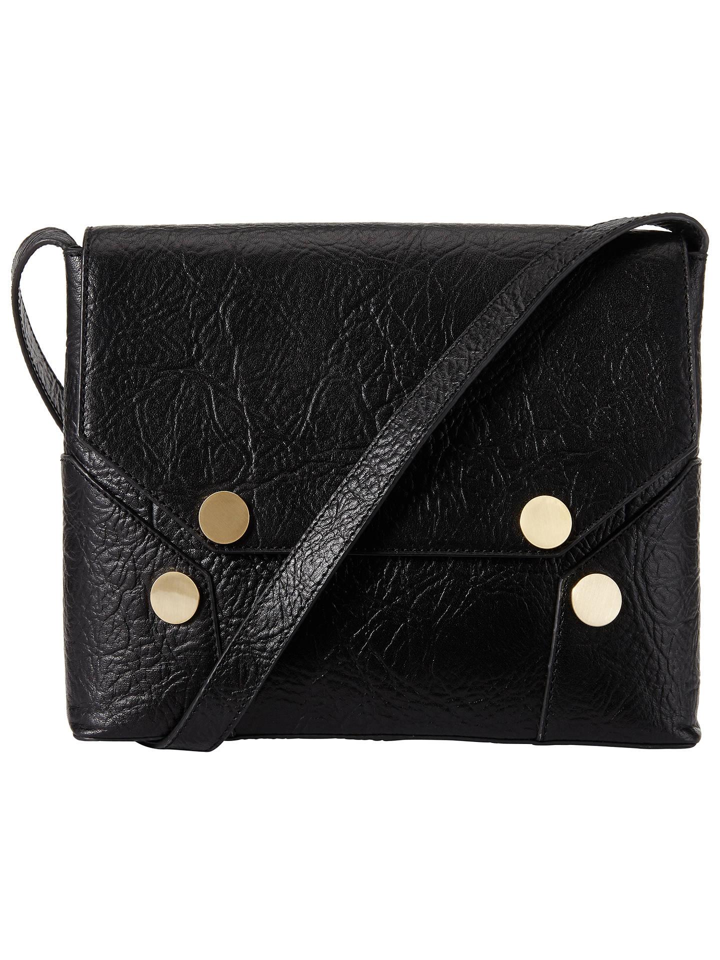 6de52ea40095 Kin by John Lewis Luna Leather Cross Body Bag at John Lewis   Partners