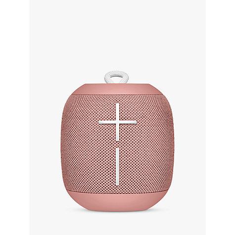 UE WONDERBOOM By Ultimate Ears Bluetooth Waterproof Portable Speaker