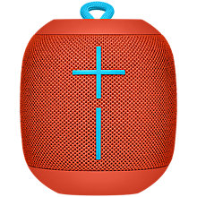 Buy UE WONDERBOOM By Ultimate Ears Bluetooth Waterproof Portable Speaker Online at johnlewis.com