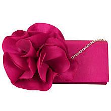 Buy John Lewis Cassie Corsage Clutch Bag Online at johnlewis.com