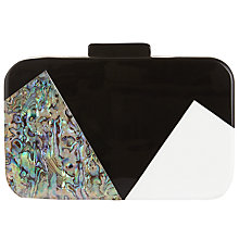 Buy John Lewis Stormm Box Clutch Bag, Multi Online at johnlewis.com