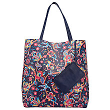 Buy John Lewis Tove Printed Tote Bag, Multi Online at johnlewis.com