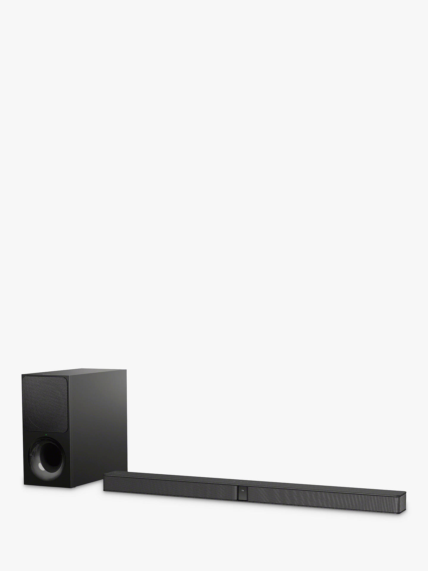 Sony HT-CT290 Bluetooth Sound Bar with Wireless Subwoofer, Black