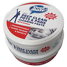 Buy Oven Mate Deep Clean Pots & Pans Cleaner, 250g Online at johnlewis.com