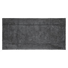 Buy John Lewis Egyptian Cotton Large Deep Pile Bath Runner with Microfresh Technology Online at johnlewis.com