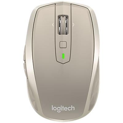 Logitech MX Anywhere 2 Mouse, Stone