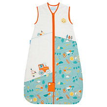 Buy Grobag Folk Farm Sleep Bag, 2.5 Tog, Multi, 0-6 months Online at johnlewis.com