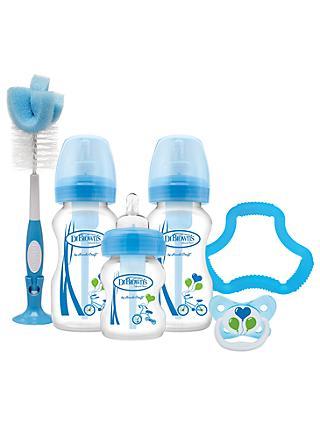 021ec055a174 Dr Brown s Options Natural Flow Baby Bottle Gift Set