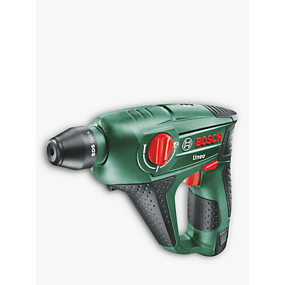 Bosch Uneo 12 Cordless Rotary Multi-tool