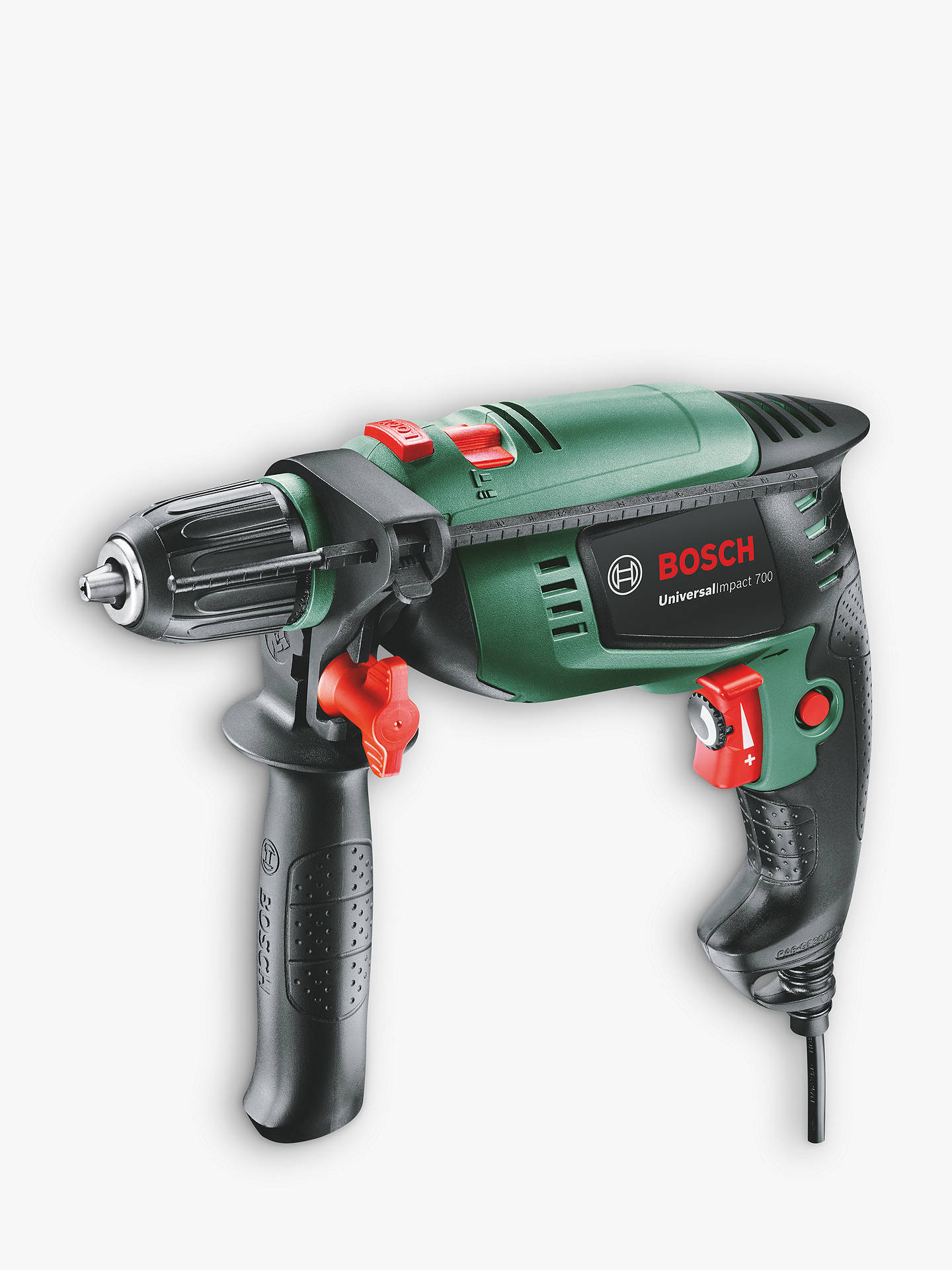 Buy Bosch UniversalImpact 700 Impact Drill Online at johnlewis.com