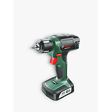 Buy Bosch Easydrill 12 Lithium-ion Cordless Drill Online at johnlewis.com