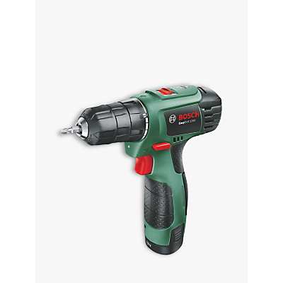 Image of Bosch Easydrill 1200 12V Lithium-ion Cordless Drill